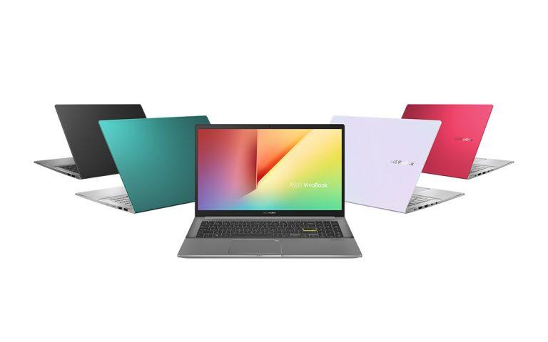 最轻仅1.4公斤!华硕 VivoBook S14与 S15开卖 售价从3199令吉起