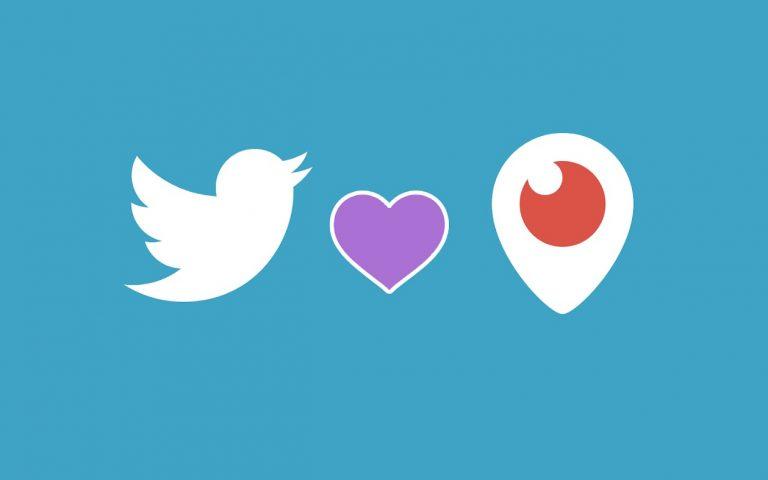 推特明年3月关闭直播应用程序Periscope